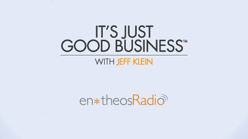 "CEO of Pantheon Enterprises Interviewed on Jeff Klein's ""It's Just Good Business"""