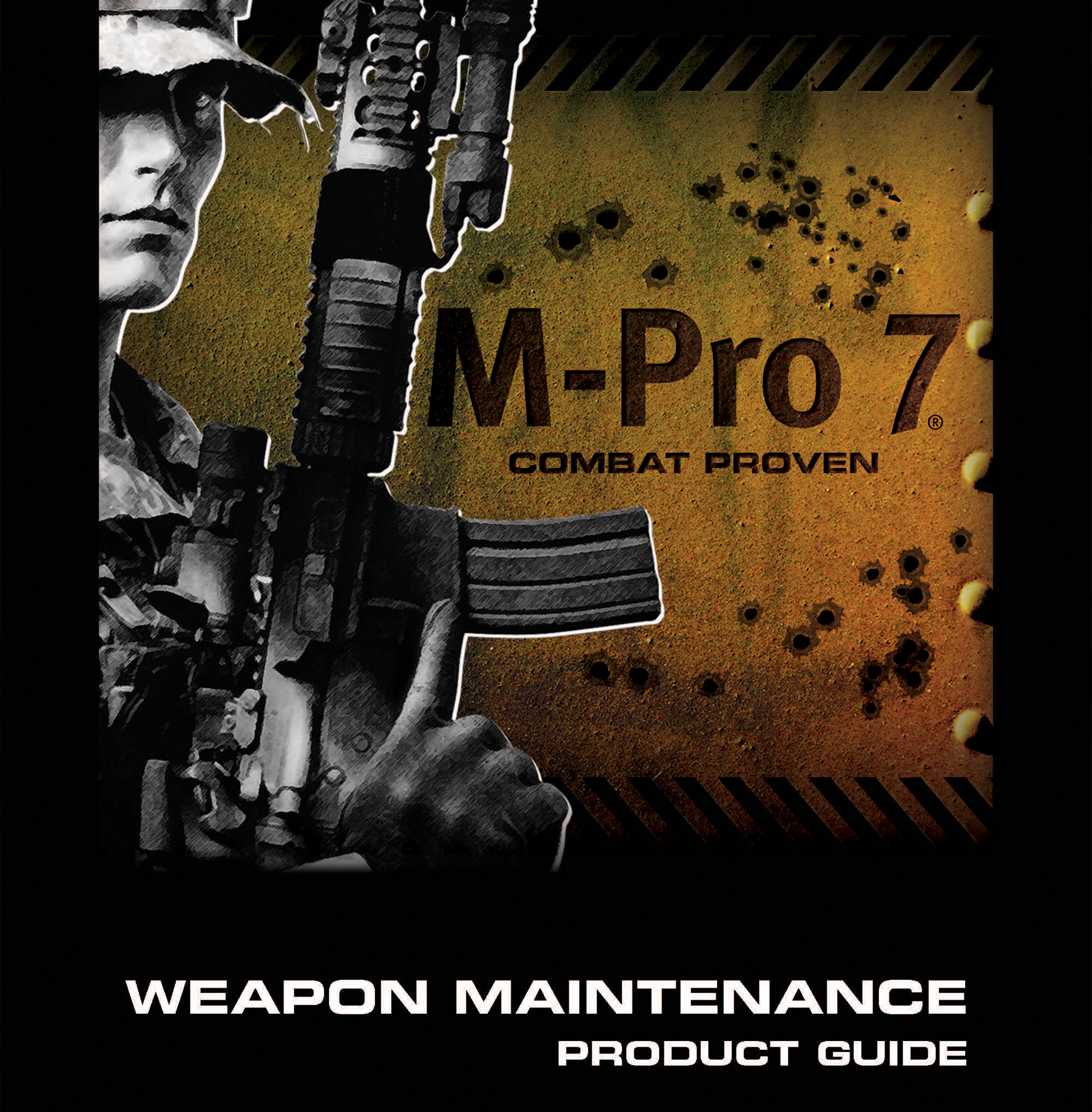 M-Pro 7 Weapon Maintenance Product Guide