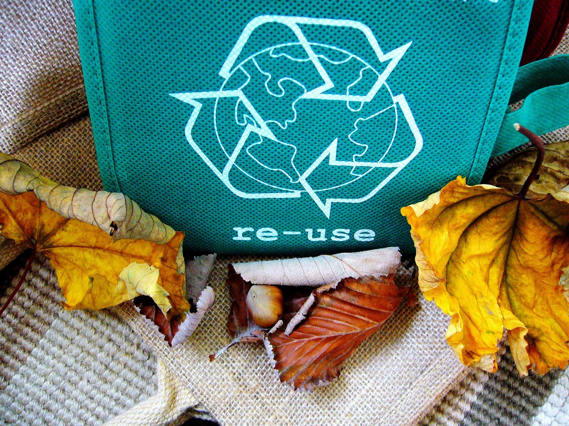 "The Story Behind ""Reduce, Reuse, Recycle"""