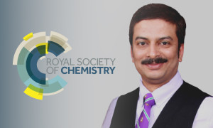 Dr. Atul Tiwari Elected as Fellow of UK's Royal Society of Chemistry